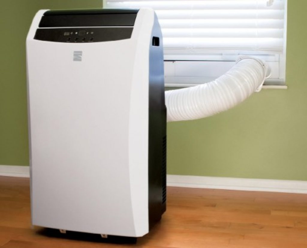 climatiseur portable installation
