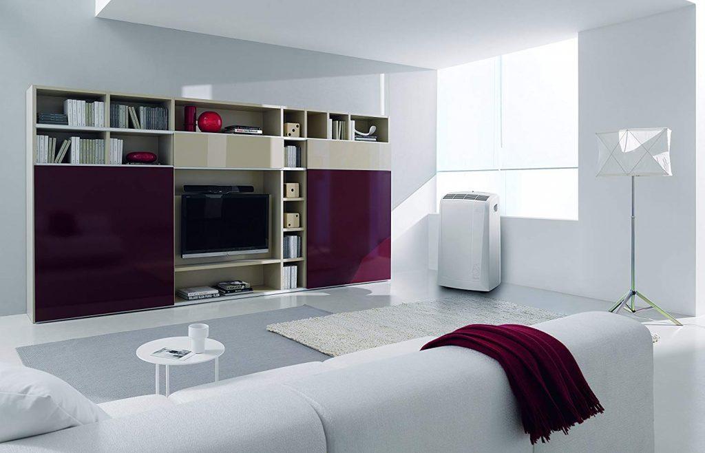 de longhi climatiseur portable pas cher