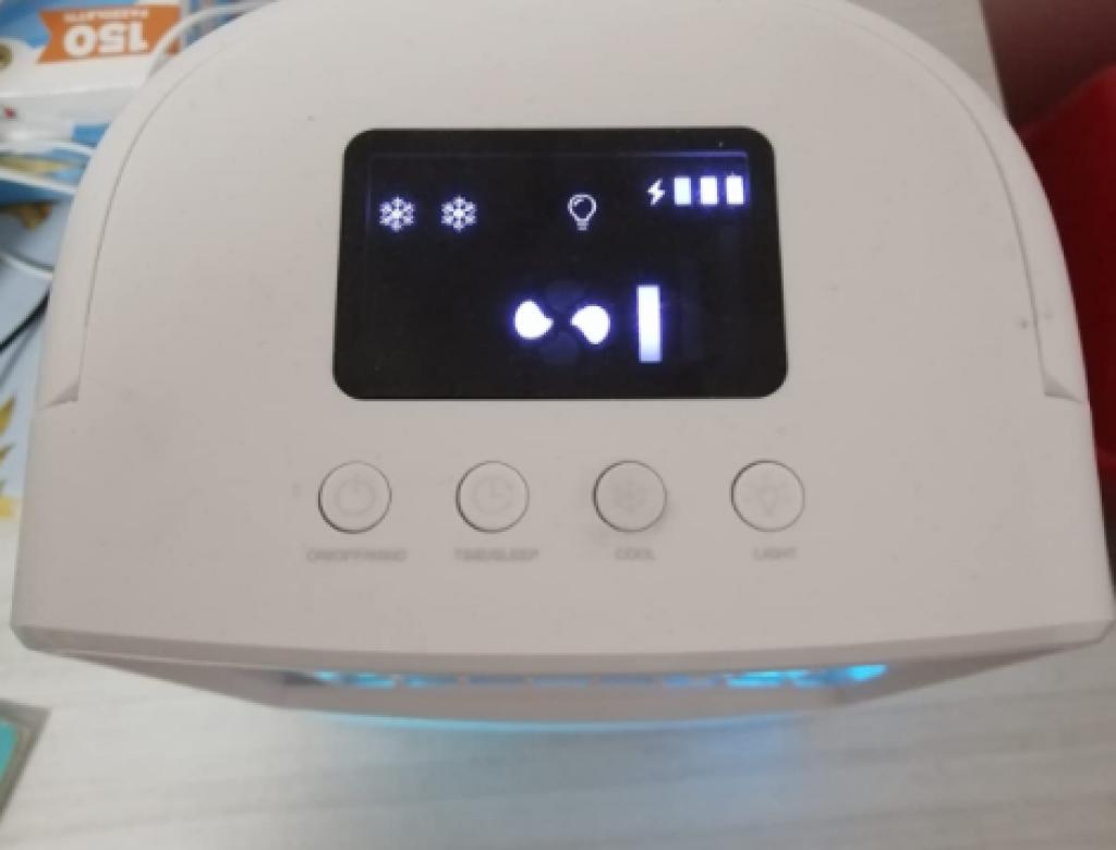 refroidisseur air portable eeieer avis test